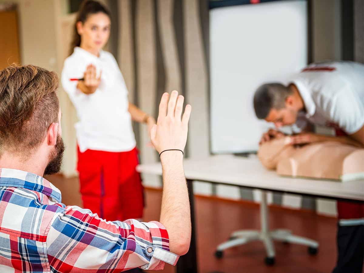 Ausbildung Sanitätsbereich Berlin