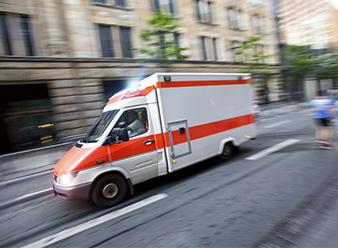 Rettungswagen buchen