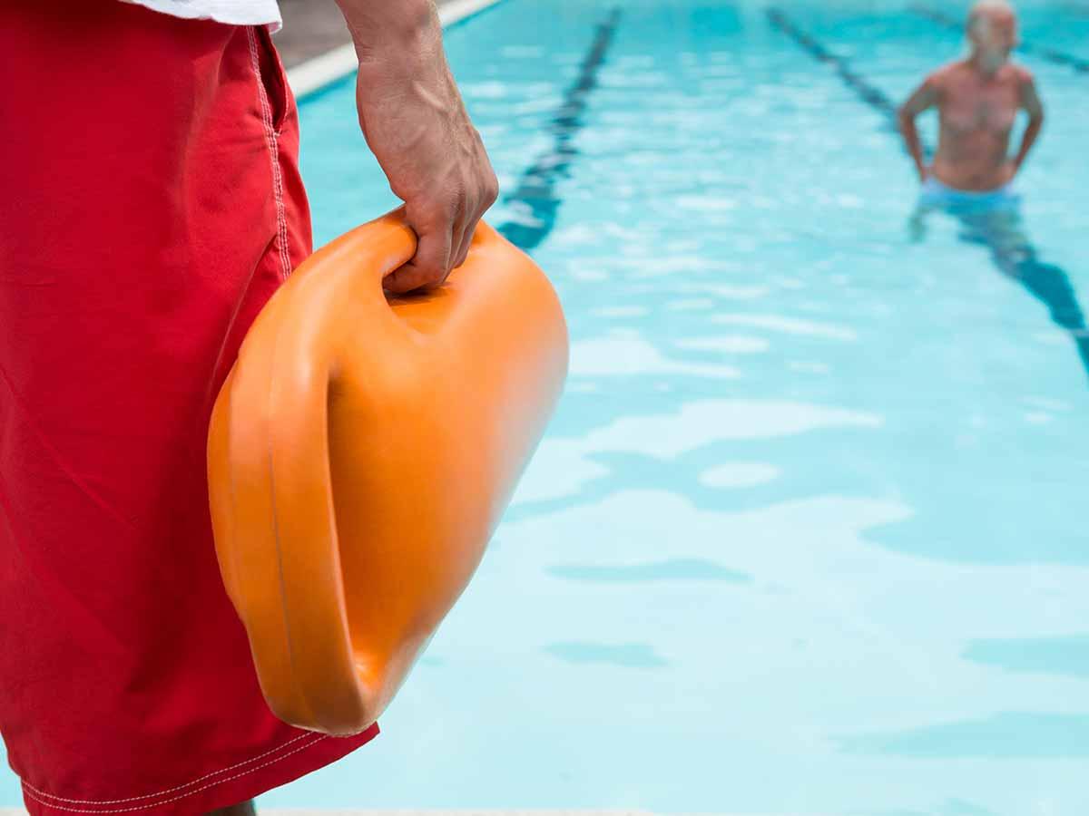 Rettungsschwimmer Berlin buchen