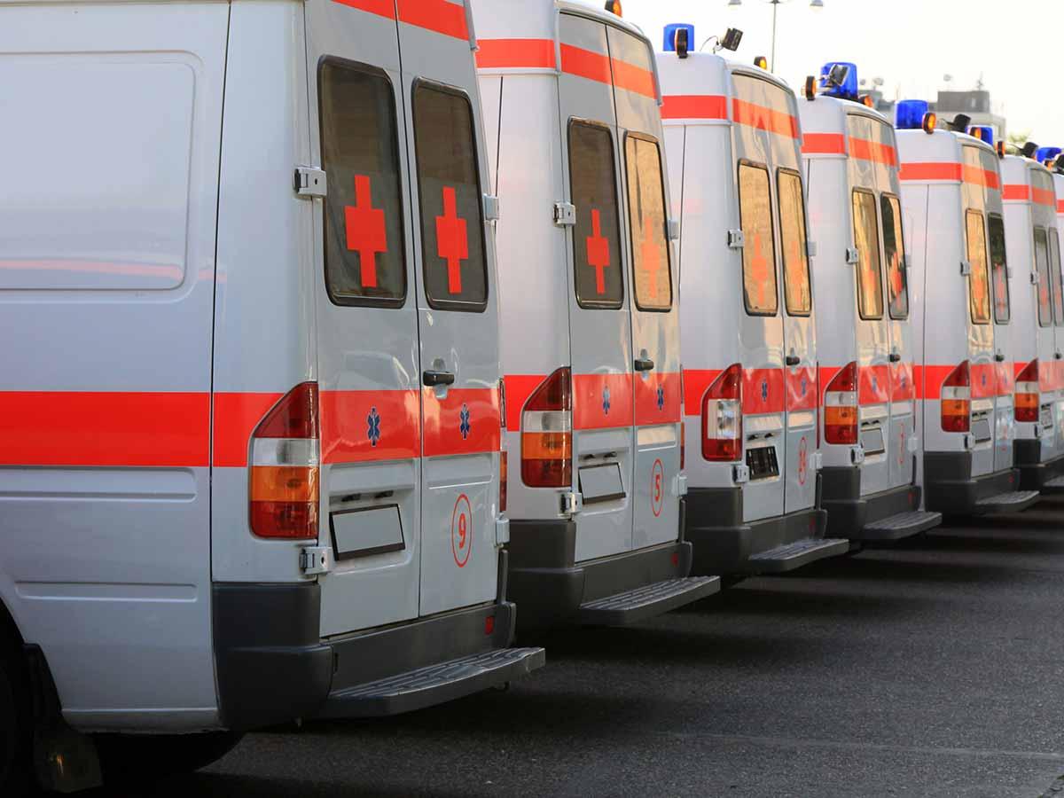 Rettungswagen Krankenwagen Berlin