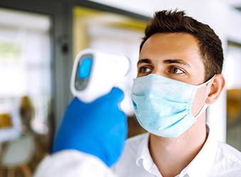 Corona Virus Test für Firma und Unternehmen
